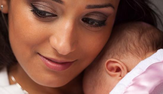 maternal health tile